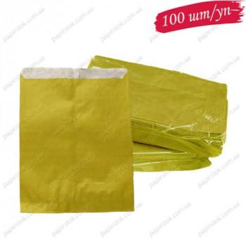 Пакет желтый 140х0х210 (100 шт./уп.)