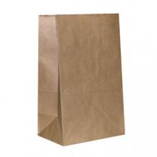 Пакет коричневый 320х160х420 - image