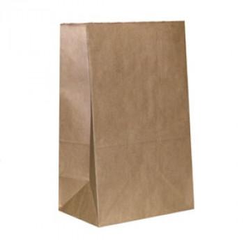 Пакет коричневый 320х160х420