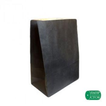 Пакет 190х115х280 чёрный