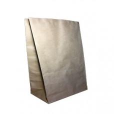 Пакет коричневый 320х150х380  - image
