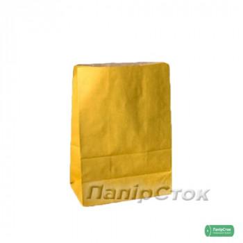 Пакет 150х90х240 желтый