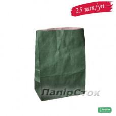 Пакет 150х90х240 темно оливковий (25 шт./уп.)
