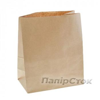 Пакет коричневый 340х140х400(импорт)