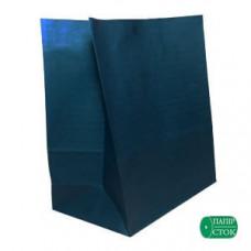 Пакет 280х130х380 синий - image