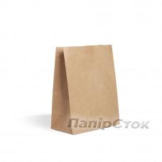 Пакет коричневый 205х110х280 - image