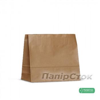 Пакет коричневый 320х150х300(импорт)