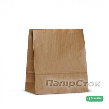 Пакет коричневый 320х150х380(импорт)