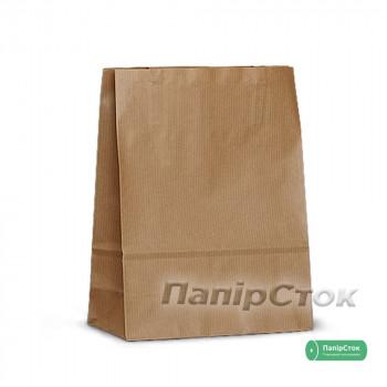 Пакет коричневый 320х150х420(импорт)