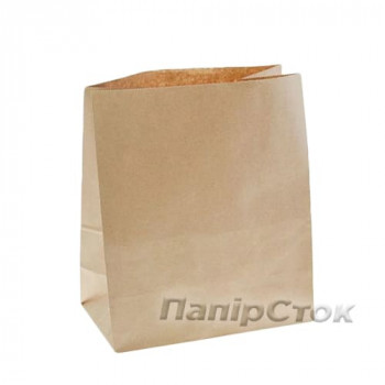 Пакет коричневый 320х150х350
