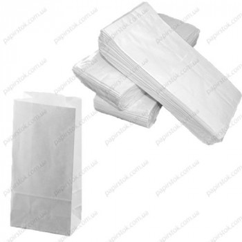 Пакет бумажный 130х80х310 2кг (25 шт./уп.)