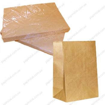 Пакет коричневый 250х140х350 (25 шт./уп.)