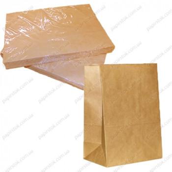 Пакет коричневый 280х130х380 (25 шт./уп.)