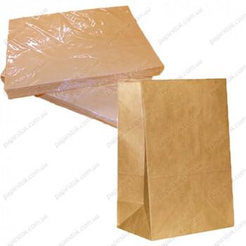 Пакет коричневый 320х160х420 (25 шт./уп.)