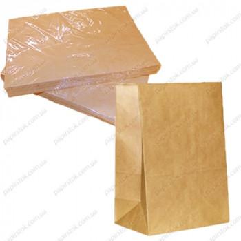Пакет коричневый 320х150х380 (25 шт./уп.)