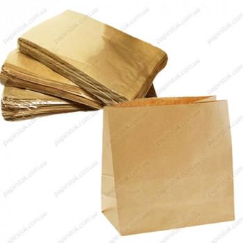 Пакет коричневый 320х150х300 (25 шт./уп.)
