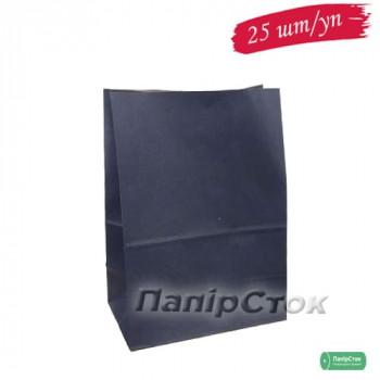 Пакет 190х115х280 синий (25 шт./уп.)