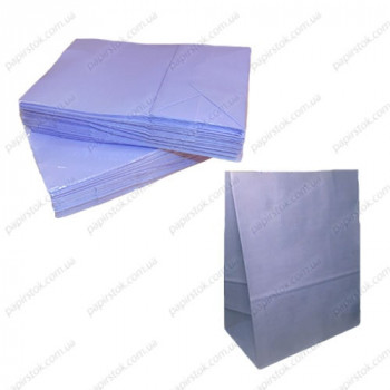 Пакет 190х115х280 фиолетовый (25 шт./уп.)