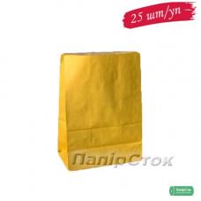 Пакет 150х90х240 жовтий (25 шт./уп.)