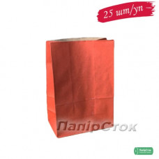 Пакет 150х90х240 красный (25 шт./уп.)