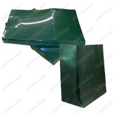 Пакет 280х130х380 зелений (25 шт./уп.)