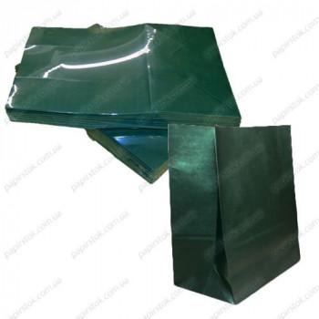 Пакет 280х130х380 зелёный (25 шт./уп.)