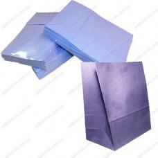 Пакет 280х130х380 фиолетовый (25 шт./уп.) - image