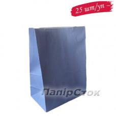 Пакет голубой 190х115х280 (25 шт/уп.)