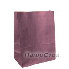 Пакет 280х130х380 фиолетовый - image