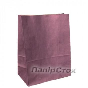 Пакет 280х130х380 фиолетовый