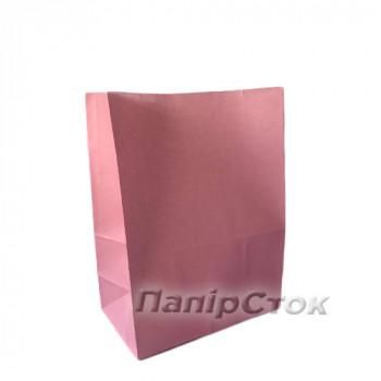 Пакет розовый 190х115х280