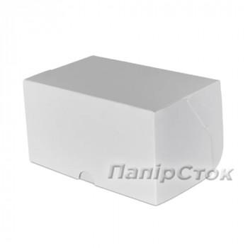 Коробка квадратная белая 170х120х80