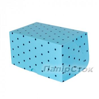 Коробка 180х120х80 квад. голу.гор.
