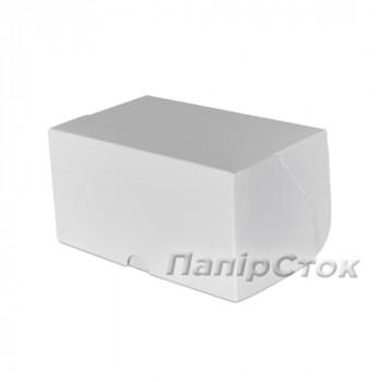 Коробка квадратная белая 160х100х80