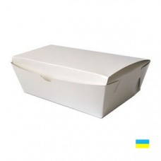 Коробка 130х90х50 белая