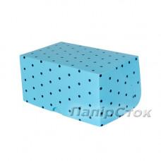 Коробка 160х100х80 квад. голу.гор. - image