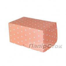 Коробка 160х100х80 квадр. роз.гор.