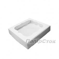 Коробка под пряник 150х150х30 без вставки мелов. картон 2ч. - image