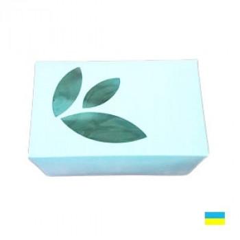 Коробка под кекс 120х85х90 без вставки (1 шт.) Мелов.картон 1ч