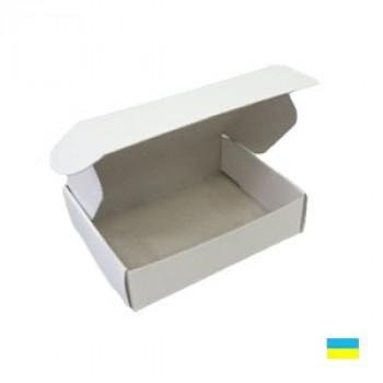 Коробка под кекс 195х100х80 без вставки (2 шт.) Микрогофры. картон 1 ч.