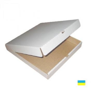 Коробка под кекс 260х255х45 без вставки (под 25 шт. По 3 см) микрогофры. картон 1 ч.