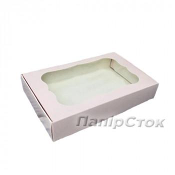 Коробка под пряник пудра 150х200х30