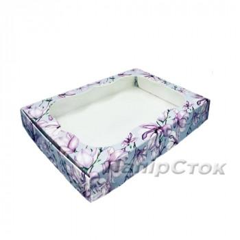 Коробка под пряник Магнолия 150х200х30