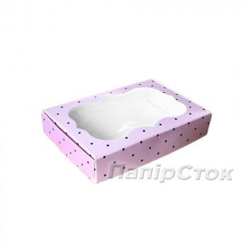 Коробка для пряника Стиль  100х150х30 без вставки