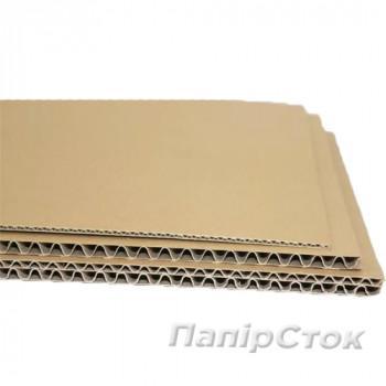 Картон листовий(1,2м х 0,7м)