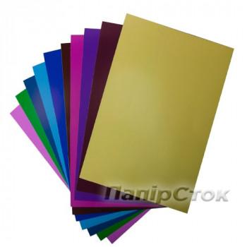 Картон цветной 2-х сторонний (10 листов)