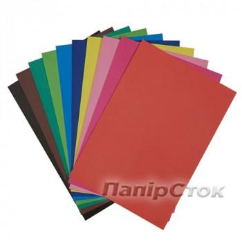 Картон цветной А4 (10 цветов)