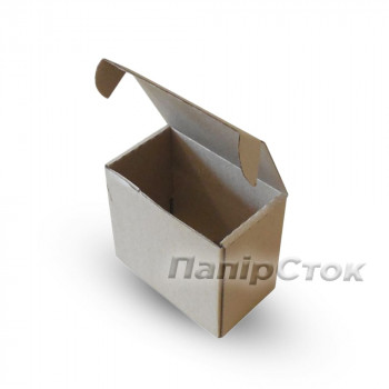 Коробка с микрогофр.  100х60х80  самосборная
