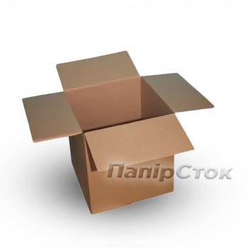 Коробка 3-х слойная 300х300х300 самозборная