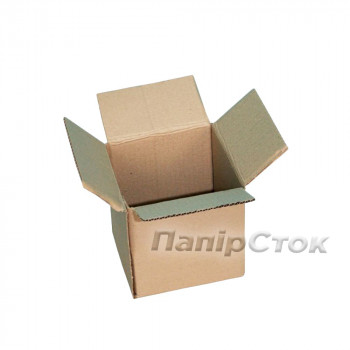 Коробка 3-х слойная 150х150х150 самозборная